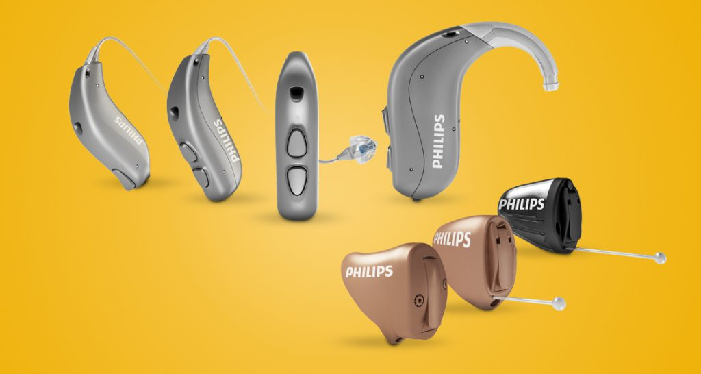 Philips Hearlink hoortoestellen